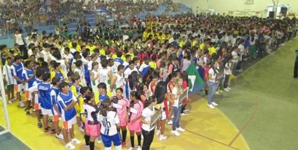 Rondonópolis sedia 33ª edição dos Jogos Regionais Estudantis de MT