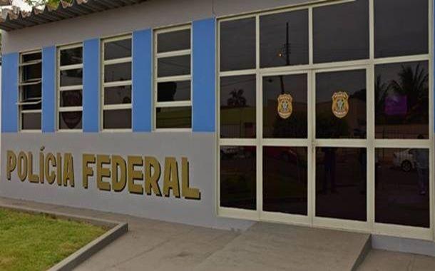 Fachada da Polícia Federal em Rondonópolis - Foto: Arquivo AGORA MT