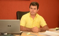 Presidente do Sispmur, Rubens Paulo - Foto: assessoria