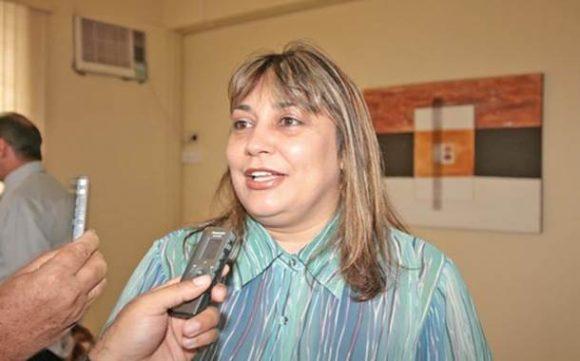 A juíza Milene Aparecida Pereira Beltramini - Foto: a Tribuna