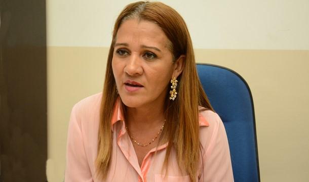 Valdelice de Oliveira, diretora do Centro de Formação e Atualização de Professores (CEFAPRO) - Foto: Varlei Cordova/AGORA MT