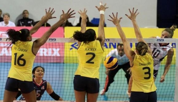 Brasil se recupera e vence China pela fase final do Grand Prix