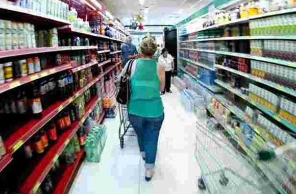 Preço dos produtos ficaram mais caros em outubro