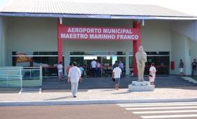 Aeroporto de Rondonópolis - Foto: Arquivo / AGORA MT