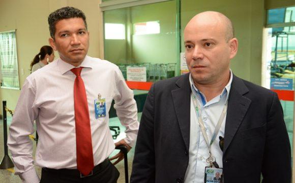 Ivan Souto, assessor da Diretoria de Planejamento da Infraero – Foto: Varlei Cordova/AGORA MT