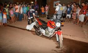 O homicídio aconteceu no Jardim Carlos Bezerra. Foto: Varlei Cordova/AGORAMT