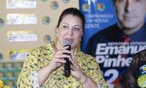 Janete Riva, candidata - Foto: Reprodução