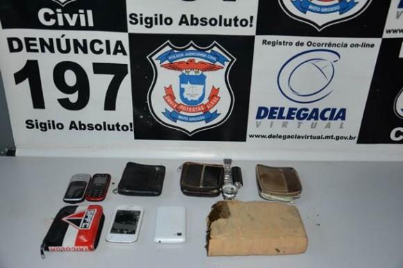 Seis são detidos por tráfico na região da Vila Operária