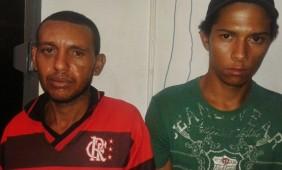 Marcos Antônio dos Santos Gomes e Jefferson Gonçalves Passos - Foto: reprodução