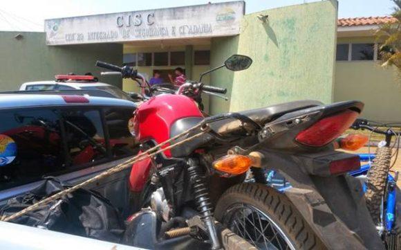 Policia desarticula quadrilha especializada em roubo em Alto Taquari