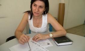 Vanderleia Quilante, gestora do CadÚnico