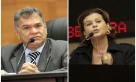 J. Barreto e Teté Bezerra foram indicados - Foto: Montagem / AGORA MT