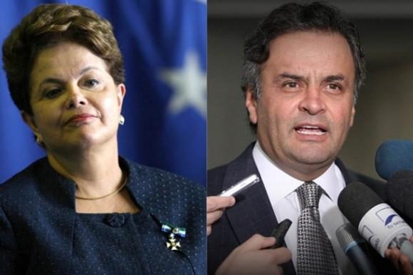 IBOPE: Última pesquisa mostra Dilma com 6 pontos de vantagem sobre Aécio