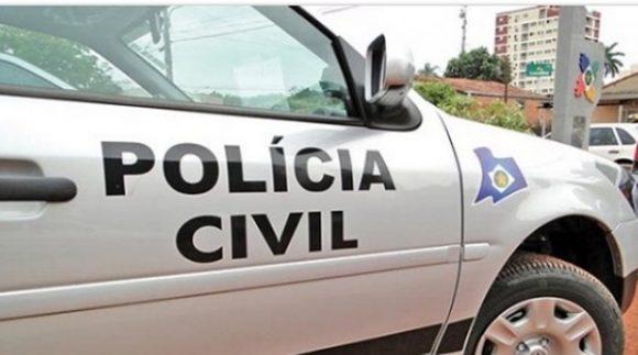 Ação da polícia acaba na prisão de duas pessoas em Pedra Preta