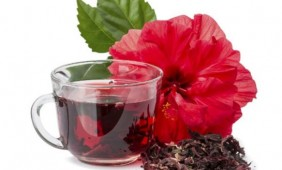 chá de flor