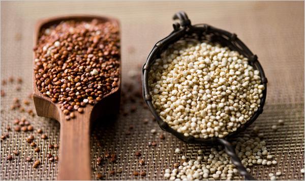 Imagem: quinoa