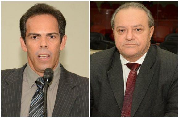 Cadidé e Fulô se enfrentam em eleição pela Mesa Diretora da Câmara