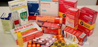 Medicamento similar generico referencia 05.Foto: Varlei Cordova/AGORAMT