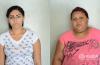 Mulheres tentando entrar na Penitenciaria da Mata Grande com drogas.Foto:Varlei Cordova/AGORAMT