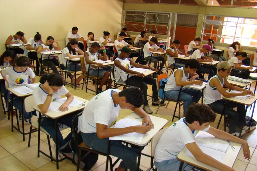 Imagem: estudante