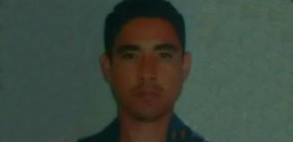 Suspeito de roubo preso pela Polícia Militar - Foto : Você Repórter