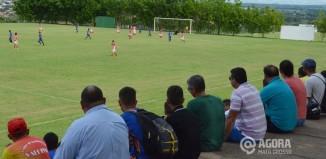 O torneio começou na quinta e termina no domingo - Foto: Ricardo Costa / AGORA MT