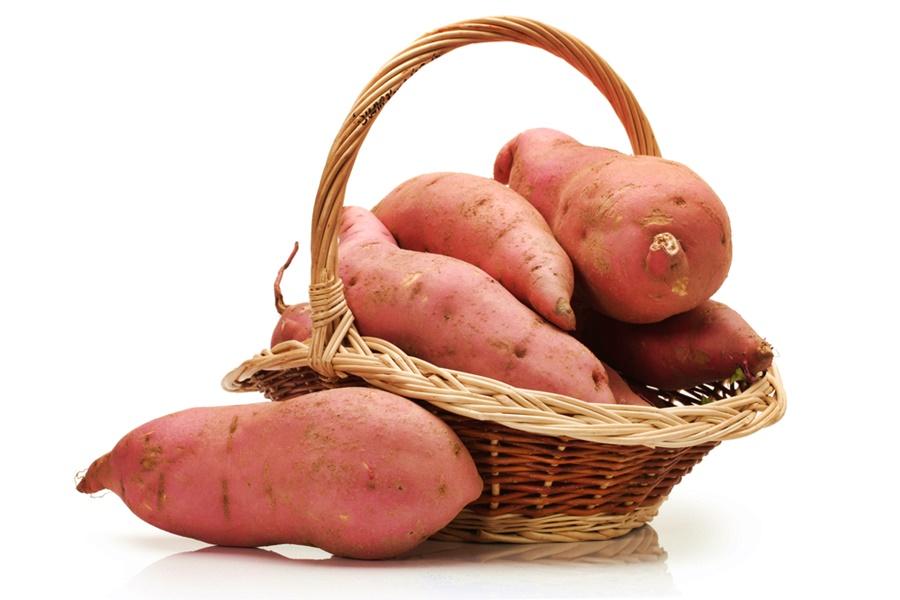Imagem: batata doce
