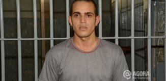 Suspeito Wesley dos S Alves acusado de estupro de vulnerável em Rondonópolis - Foto: Varlei Cordova/ AGORA MT