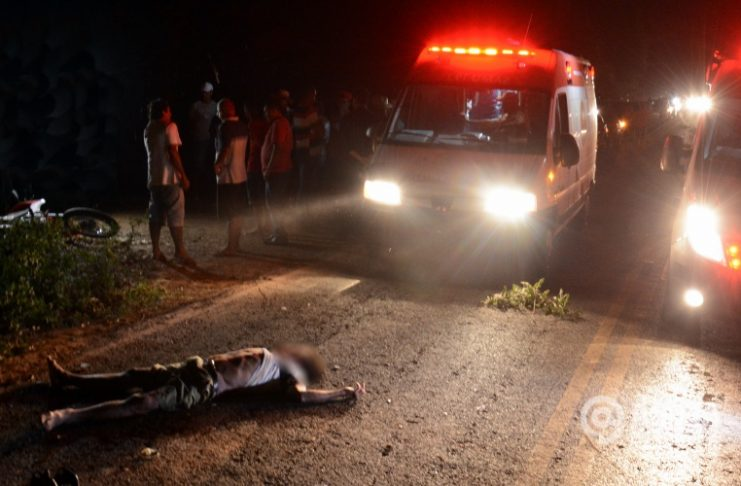 Jose Rodrigues da Silva vitima de acidente na Rodovia do Peixe - Foto: Varlei Cordova/ AGORA MT