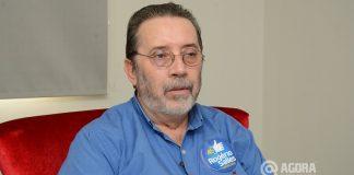 Rogério Sales candidado a prefeito por Rondonopolis - Foto: Varlei Cordova/ AGORA MT