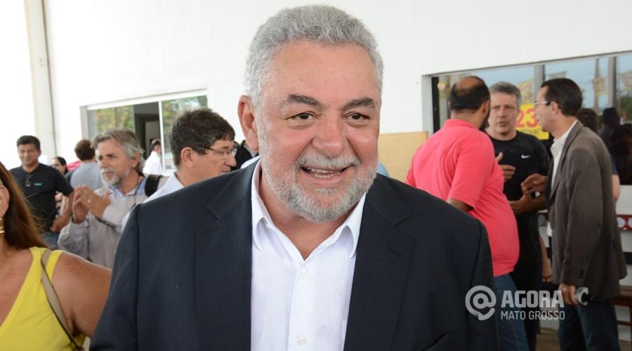 Percival Muniz na arena 23 - Foto: Varlei Cordova/AGORAMT