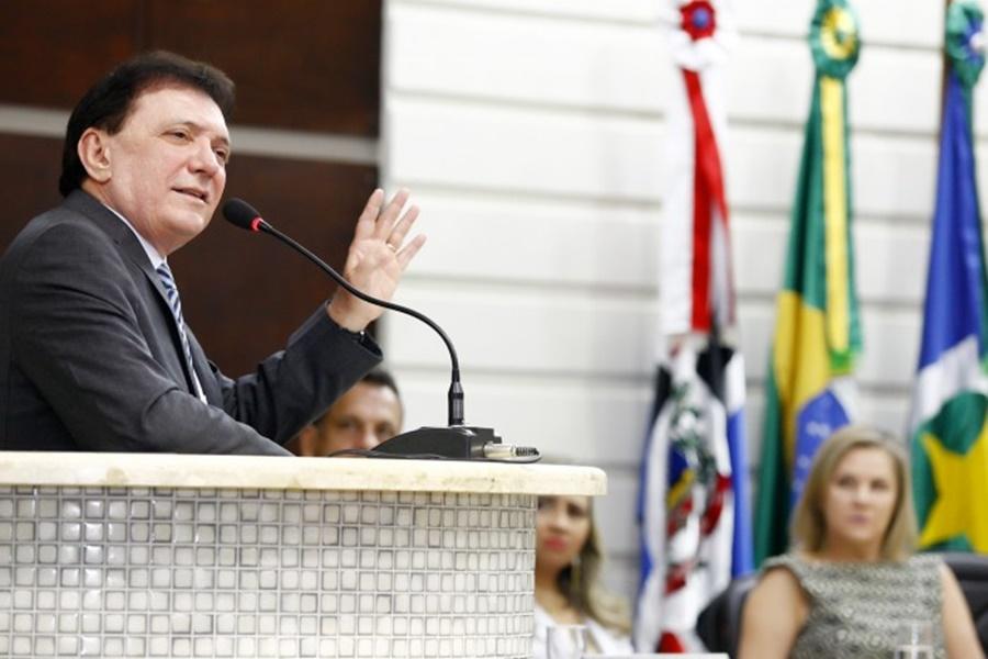 Imagem: presidente do tce mt antonio joaquim