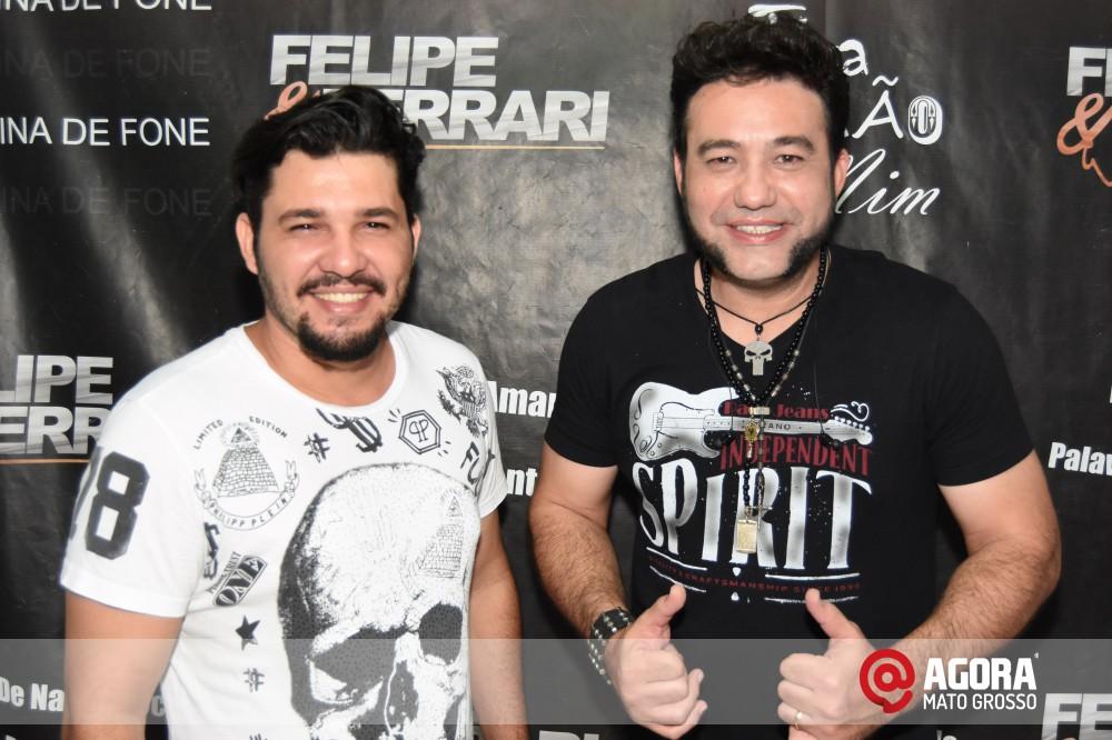 Imagem: Inauguração do 50tão Show Bar com Felipe & Ferrari   1 (1)