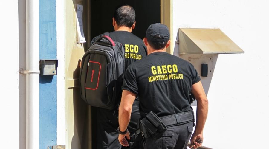 Operação Gaeco - Foto: Internet
