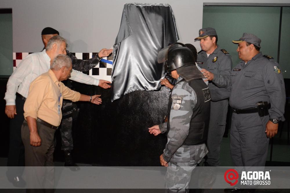 Imagem: Solenidade de inauguração e ativação da 14 º  Companhia Independente  de Polícia Militar de Força Tática   1 (10)