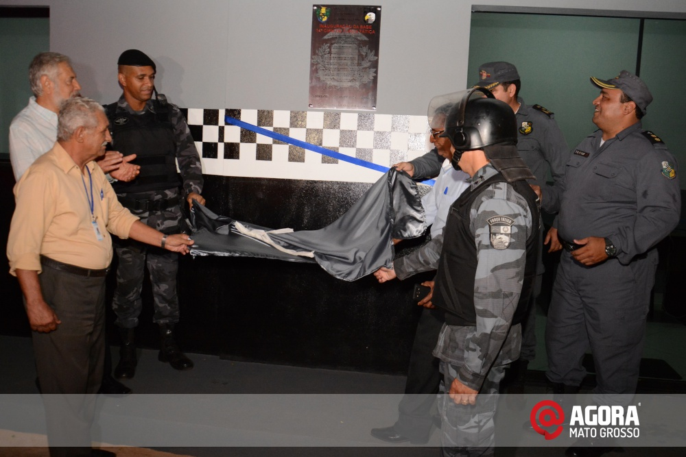 Imagem: Solenidade de inauguração e ativação da 14 º  Companhia Independente  de Polícia Militar de Força Tática   1 (11)