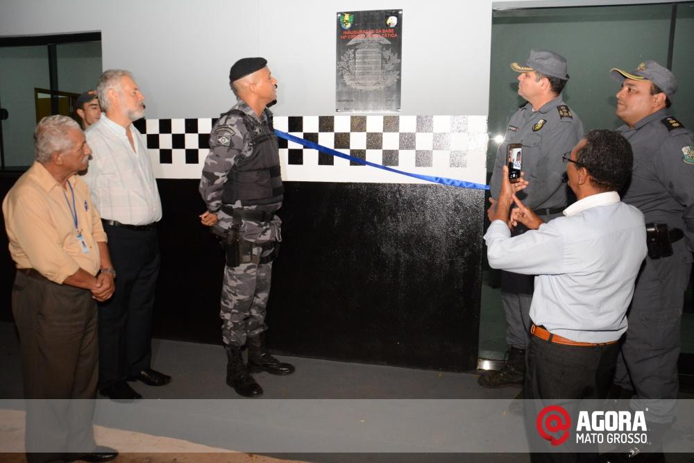 Imagem: Solenidade de inauguração e ativação da 14 º  Companhia Independente  de Polícia Militar de Força Tática   1 (12)