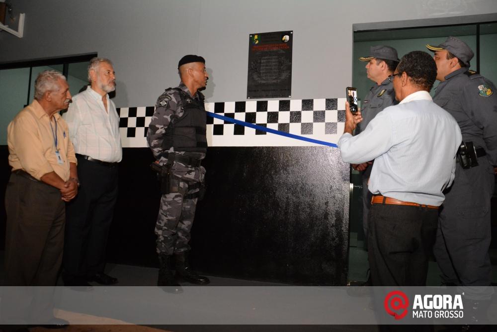Imagem: Solenidade de inauguração e ativação da 14 º  Companhia Independente  de Polícia Militar de Força Tática   1 (13)