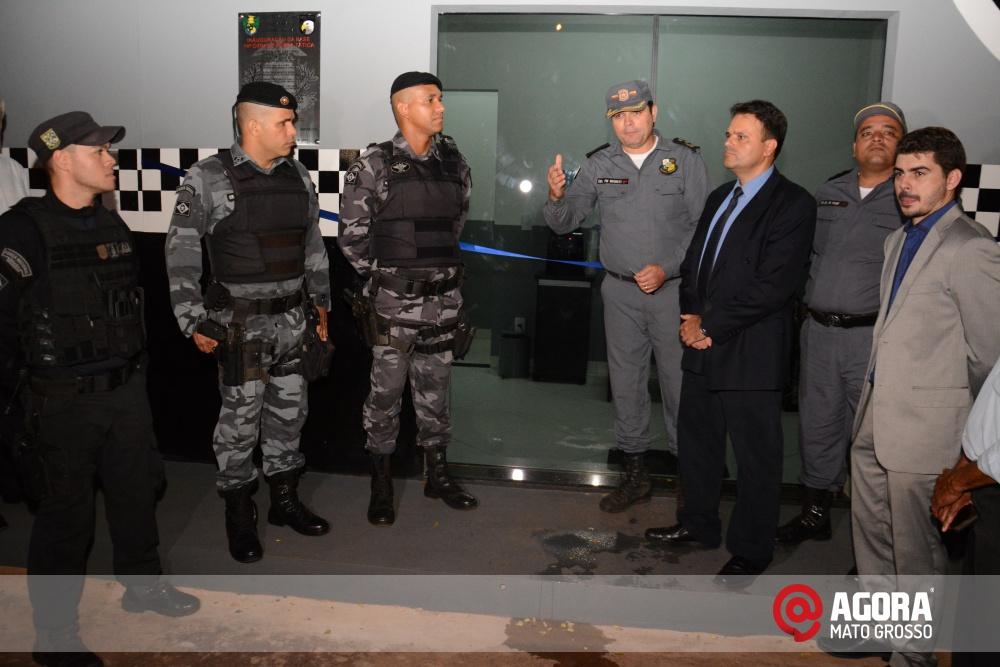 Imagem: Solenidade de inauguração e ativação da 14 º  Companhia Independente  de Polícia Militar de Força Tática   1 (14)