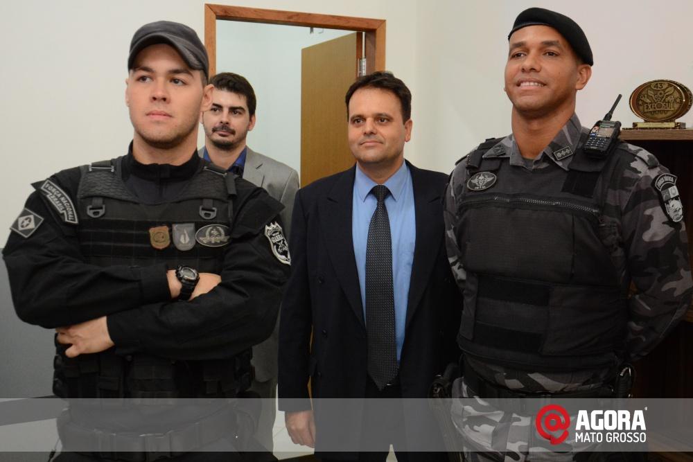 Imagem: Solenidade de inauguração e ativação da 14 º  Companhia Independente  de Polícia Militar de Força Tática   1 (15)