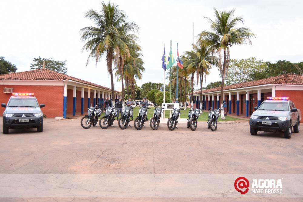 Imagem: Solenidade de inauguração e ativação da 14 º  Companhia Independente  de Polícia Militar de Força Tática   1 (16)