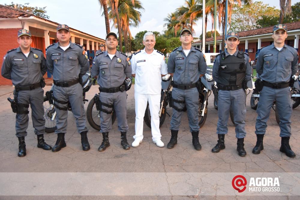 Imagem: Solenidade de inauguração e ativação da 14 º  Companhia Independente  de Polícia Militar de Força Tática   1 (24)