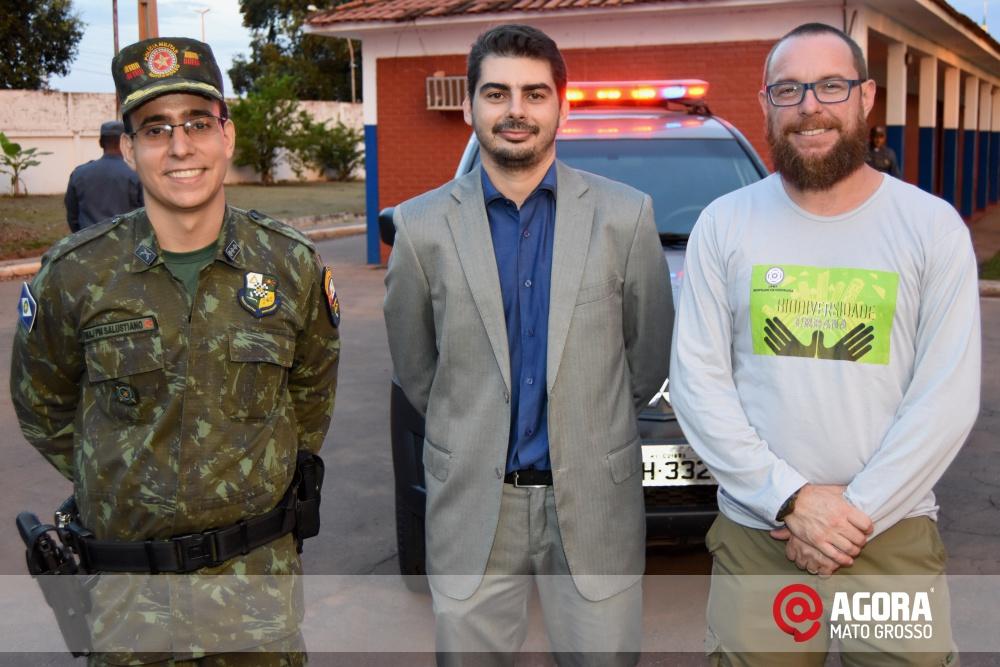 Imagem: Solenidade de inauguração e ativação da 14 º  Companhia Independente  de Polícia Militar de Força Tática   1 (25)