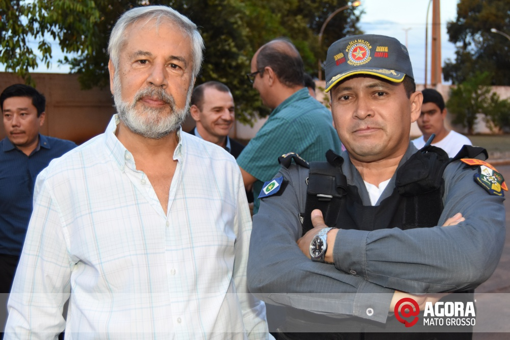 Imagem: Solenidade de inauguração e ativação da 14 º  Companhia Independente  de Polícia Militar de Força Tática   1 (26)