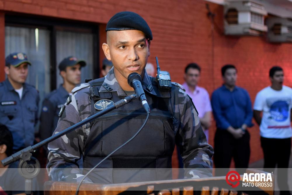 Imagem: Solenidade de inauguração e ativação da 14 º  Companhia Independente  de Polícia Militar de Força Tática   1 (34)