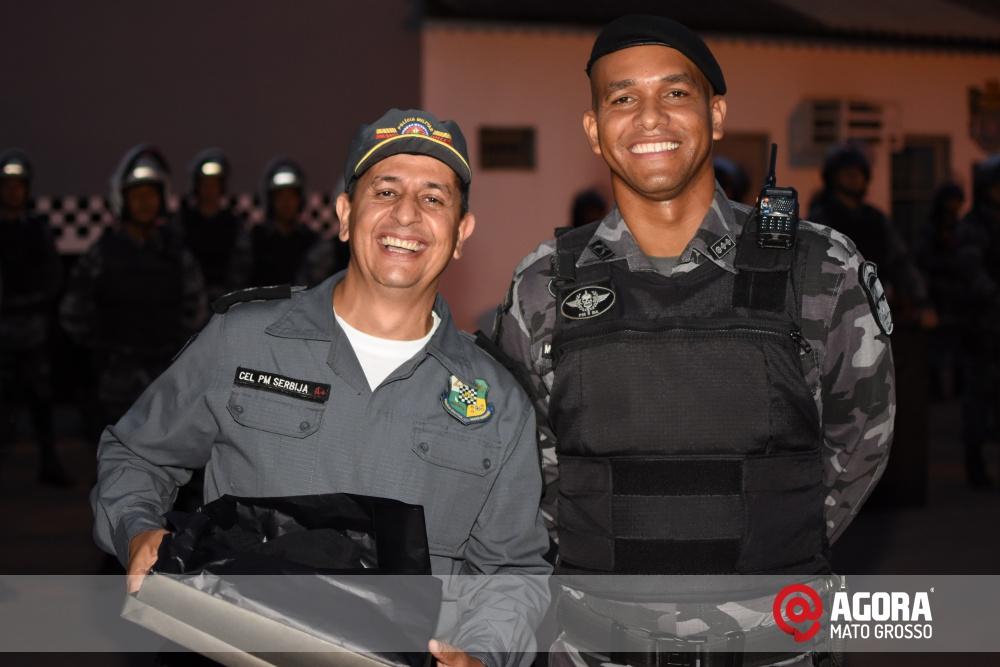 Imagem: Solenidade de inauguração e ativação da 14 º  Companhia Independente  de Polícia Militar de Força Tática   1 (36)