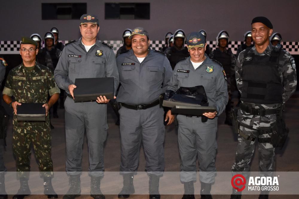 Imagem: Solenidade de inauguração e ativação da 14 º  Companhia Independente  de Polícia Militar de Força Tática   1 (37)
