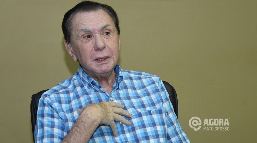 Deputado Federal Carlos Bezerra - Foto: Varlei Cordova/AGORAMT