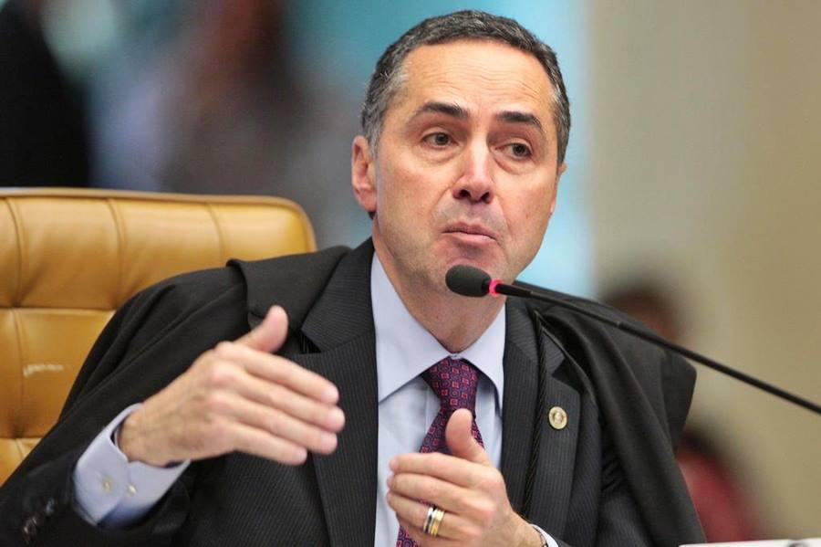 Imagem: Luís Roberto Barroso