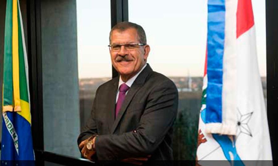 Ministro do Superior Tribunal de Justiça (STJ) Humberto Martins - Foto/Reprodução